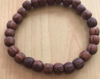Coconut Wood Beads Bracelet