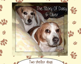 Paws on our Hearts - Stories of Shelter Dogs - eBook