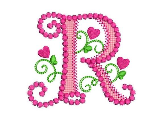 letter r designs melo in tandem co