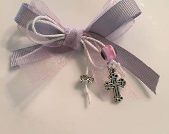 Pink and Gray Martyrika Pins-Made to Order