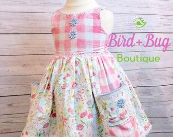 Girl's Easter Dress