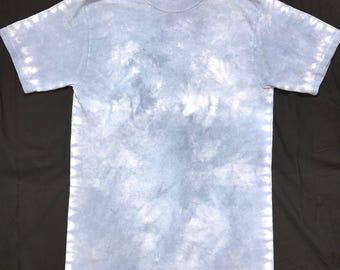 Hand Dyed Shibori Indigo Tee Shirt