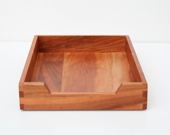 Wooden Paper Tray - A4/Letter size