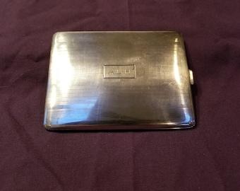 Sterling silver vintage wallet