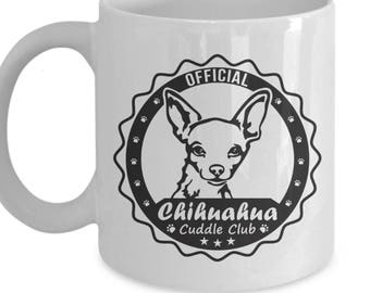 Chihuahua Funny Coffee Mug Gift