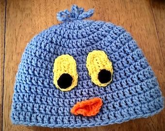 Children's Bird Hat