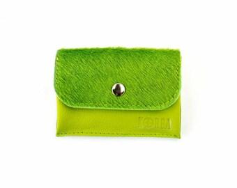 Colorful handmade wallet - No_7 Circus - Korba