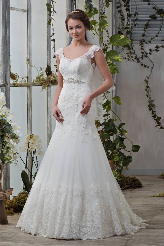 dress dress bella Wedding dress bridal wedding Beads Bead virgin dress mermaid Ivory sea gOOwxq