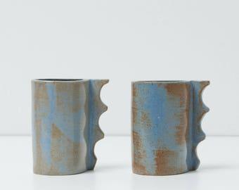 One Espresso Cup - Handmade Ceramics - Home Decor - Studio Pottery UK - Barbara Pianca Design