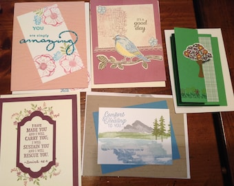 Greeting cards assortment
