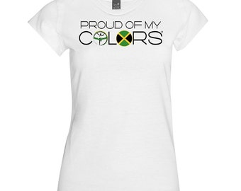Jamaica Track & Field HZ Women's T-shirt