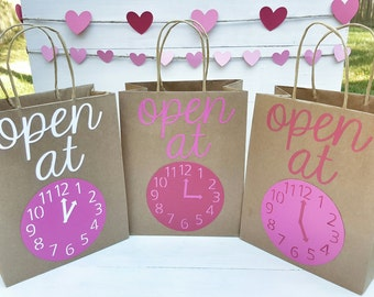 Custom Gift Bags - Birthday Gift - Customized Paper Gift Bags - Gifts By The Hour - Custom Gift Bag - Custom Wrapping Paper