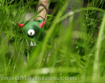 Timid Monsters in the Wild - Bernadette - 5x7 Photography Print