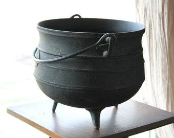 Gypsy Kettle Cast Iron Pot