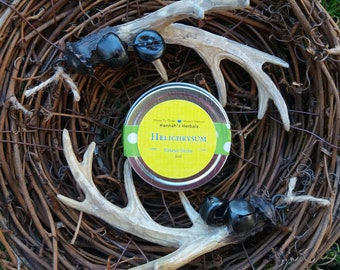 Helichrysum Pain Relieving Salve...All Natural And Safe; MOTHERS DAY GIFT