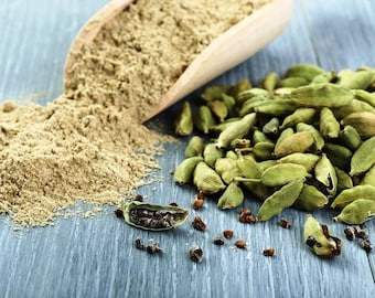 Green Cardamom Powder 100 g Pack | Free Shipping