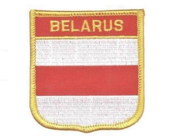 Belarus Patch (Iron on)
