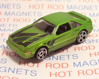 1992 Ford Mustang : Hot Rod, Refrigerator, Tool Box, Man Cave, Stocking Stuffer, Magnet