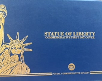 1986 Statue of Liberty Commemorative Half Dollar