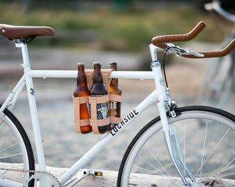 Bomber 4 Beer Bottle Holder