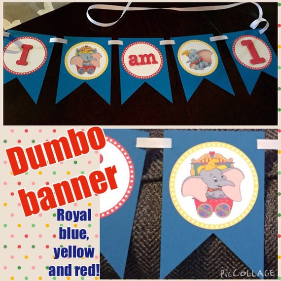 how to make a high chair banner
