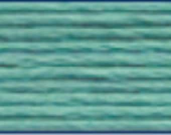 DMC Floss 598 - Lt Turquoise, 100% Cotton, Cross Stitch thread, Needlepoint thread, needlework thread, needlepoint floss, needlepoint floss