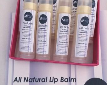 MiMo Naturals Extra Emollient All Natural Lip Balm
