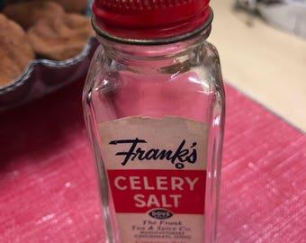 Franks Celery Salt