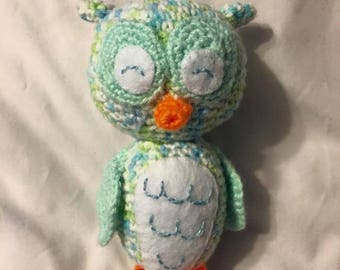 Owl Stuffies