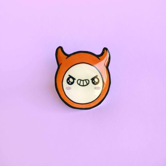 Lil Devil Pin