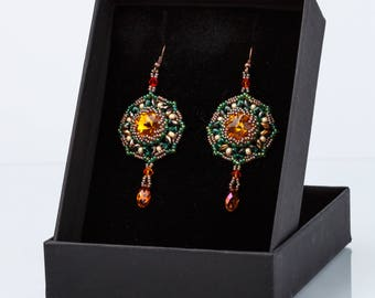 Earrings Leyla