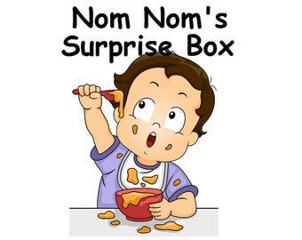 ABDL/DDLG Nom Noms Surprise Box