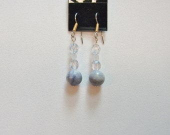 Blue Adventurine earrings