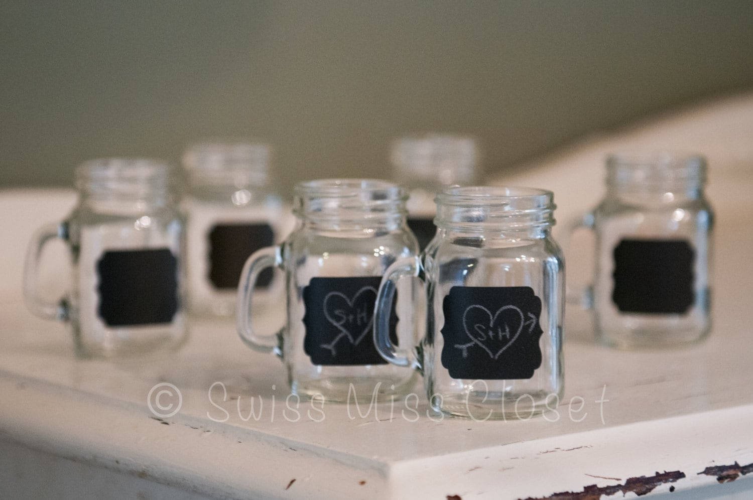 Labels For Wedding Favors Small Jar Topsimages