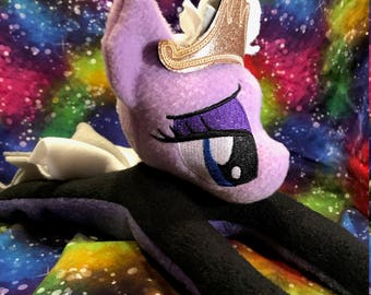 Ursula Sea Witch OC pony plush