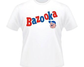 Retro Bazooka Joe Bubble Gum T-Shirt