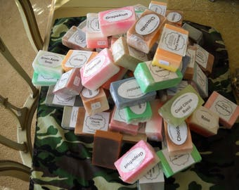 Assorted Soap Bars By The Dozen!