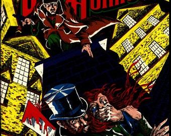 Cases of SHERLOCK HOLMES #12 Sir Arthur Conan Doyle Dan Day Dr. Watson Mystery Comic Book