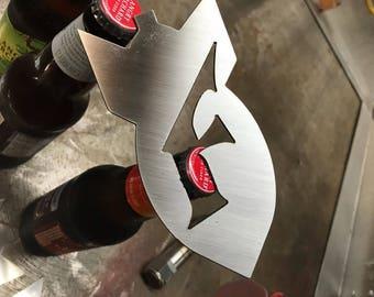 F-Bomb bottle opener  stainless