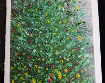 Christmas Tree on the Square (Christmas Card Boxed Set of 10 Cards with Envelopes)