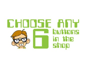 CHOOSE ANY SIX Collection (6 Items)