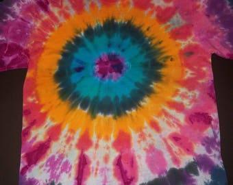Circles  Tie Dye