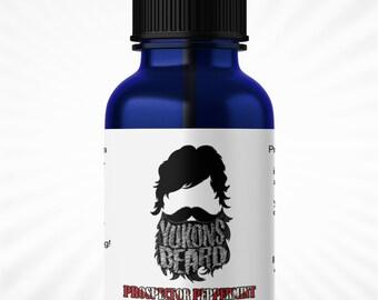 Beard Oil - Prospector Peppermint Beard Oil - Gifts For Men