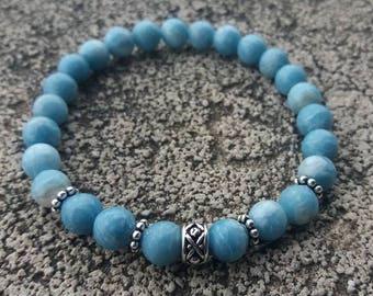 Énergétisé hemimorphite bracelet