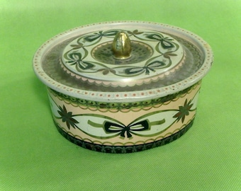 Baret Ware Tin - Art Grace - Made in England - Vintage