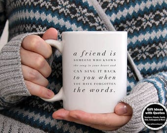 Friendship Gifts For Woman, Friendship Quote, Definition Of A Friend Gift  Ideas, Friends