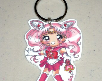 Sailor Chibi Moon - Sailor Moon Keychain