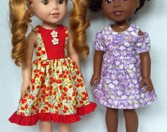 Wellie Wisher Summer Dress