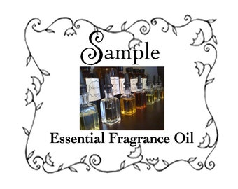 Sample Essential Oil/Fragrance Oil, Lotions and Potions