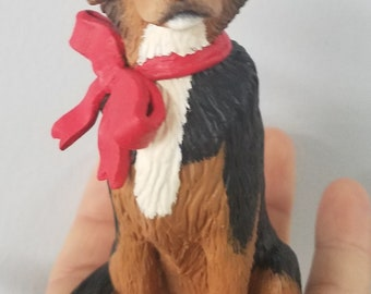 Custom made sculpture of your pet